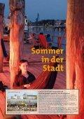 Sommer in der Stadt Open Air-Events, Strandbars Ausflugslokale ... - Page 7