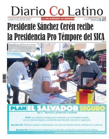 Edición 26 de Junio de 2015
