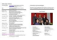 Jahresprogramm 2012 - Foka