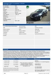 Volkswagen Golf Variant STYLE 1,6 l TDI 77 kW (105 PS) 5-Gang ...