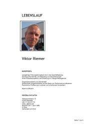 Lebenslauf als PDF-Dokument zum Download - mobile marketing ...