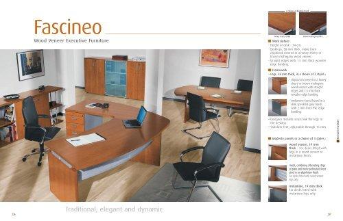 236/243 FASCINEO-UK £ - 1st Choice Office Furniture Ltd