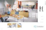 4D Evolution - 1st Choice Office Furniture Ltd