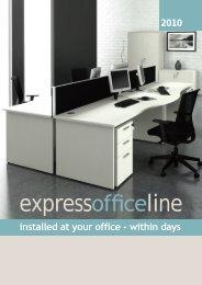 expressofficeline - 1st Choice Office Furniture Ltd