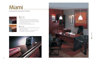208/213 MIAMI-UK - 1st Choice Office Furniture Ltd