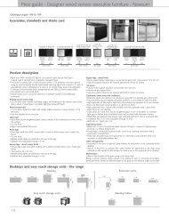 Noveum - 1st Choice Office Furniture Ltd