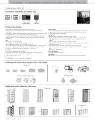 New City - 1st Choice Office Furniture Ltd