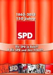 150 Jahre - SPD Beverstedt