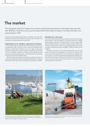 Husqvarna - Annual Report 2006 - Husqvarna Group