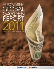 The Global Garden Report 2011 - Husqvarna Group
