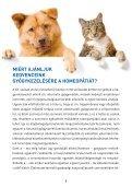 """""""Kutyabaj És macsKajaj"""" homeopÁtiÁs KezelÉse - homeopátia.info - Page 7"""