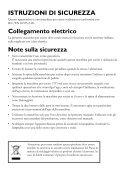 Libretto istruzioni - Page 2