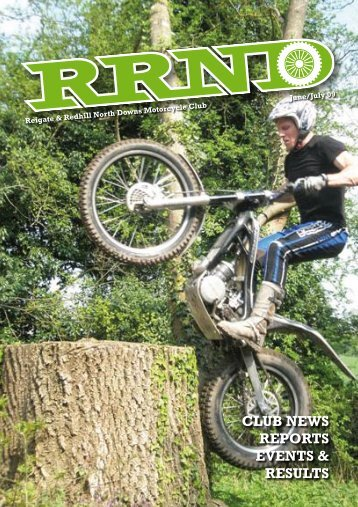 club news reports events & results - Reigate & Redhill North Downs ...