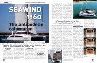 The antipodean catamaran - Multihulls World