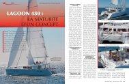 Essai LAGOON 450 - Multihulls World