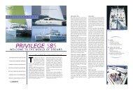 PRIVILEGE 585 - Multihulls World