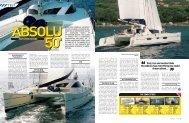 Fast, fun and comfortable the Absolu has ... - Multihulls World
