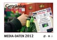 MEDIA-DATEN 2012 - Pressrelations GmbH