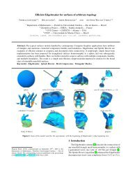 Efficient Edgebreaker for surfaces of arbitrary topology - PUC-Rio