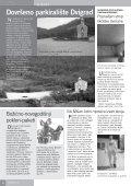 Poklon kalendar za 2008. Srićan Božić i Novo lito - Kanfanar - Page 6