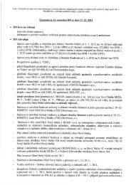 Usnesení z 13. zasedání RO ze dne 13.12.2011 - Nový Malín