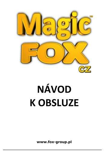 SPIS TREŚCI - fox-group