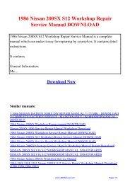 c4 corvette service manual pdf