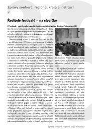 Stránky časopisu 27-36 - Folklorní sdružení ČR