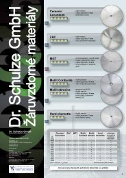Dr. Schulze - izolační materiál (pdf - 0,7 MB) - NorWit
