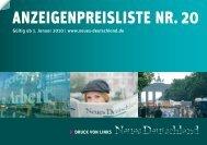 Online-Werbung www.neues-deutschland.de - Pressrelations GmbH