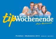 Wochenende - Pressrelations GmbH
