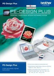 PE-Design Plus PE-Design Plus - Matri
