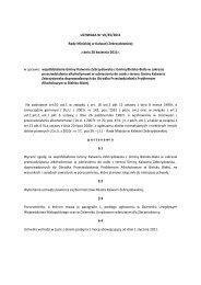 Uchwała Nr VII/45/2011 - Kalwaria Zebrzydowska, Urząd Miasta