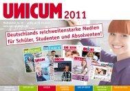 Deutschlands reichweitenstarke Medien für Schüler, Studenten und ...