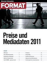 trend & FORMAT - Pressrelations GmbH