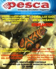 REVISTA PESCA JULIO 2015