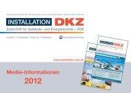 Media-Informationen 2012 - Pressrelations GmbH