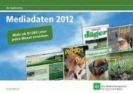 Mediadaten 2012 - Pressrelations GmbH