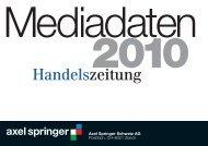 Mediadaten - Pressrelations GmbH