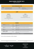 RAKS SHARQI WETTBEWERB | Contest 2012 - Tanzakademie ... - Page 2