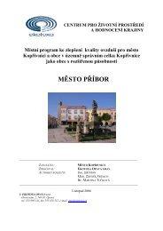 Místní program ke zlepšení kvality ovzduší - Petřvald