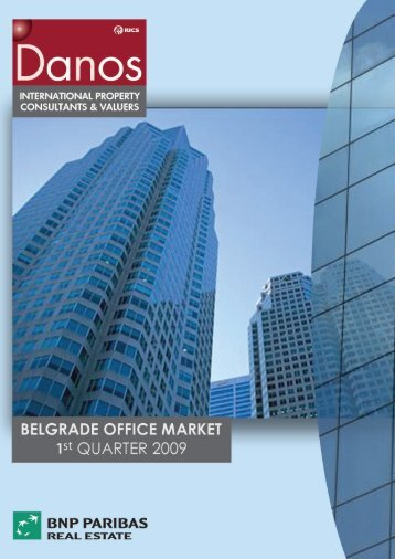 4. Belgrade Office Market (Cont.) - DANOS