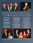 2009 Tom Landry Leadership Award Dinner - Dallas Baptist University - Page 4