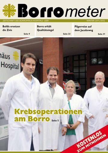 Lesetipps aus der Borro - Borromäus-Hospital gGmbH