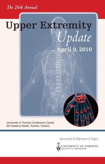 Update - CEPD University of Toronto