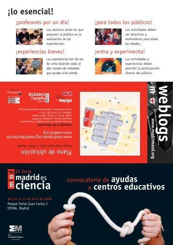 Ciencia - Madri+d