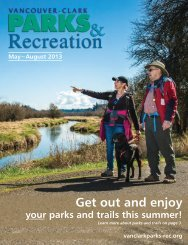 to view the 2013 Summer Catalog - City of Vancouver