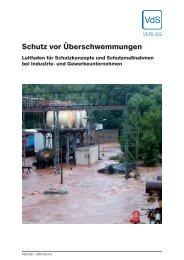 Schutz vor Überschwemmungen - VR-Bank Mittelsachsen eG