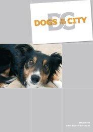 Neuheiten - DOGS in the CITY