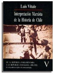 INTERPRETACION MARXISTA - Universidad de Chile